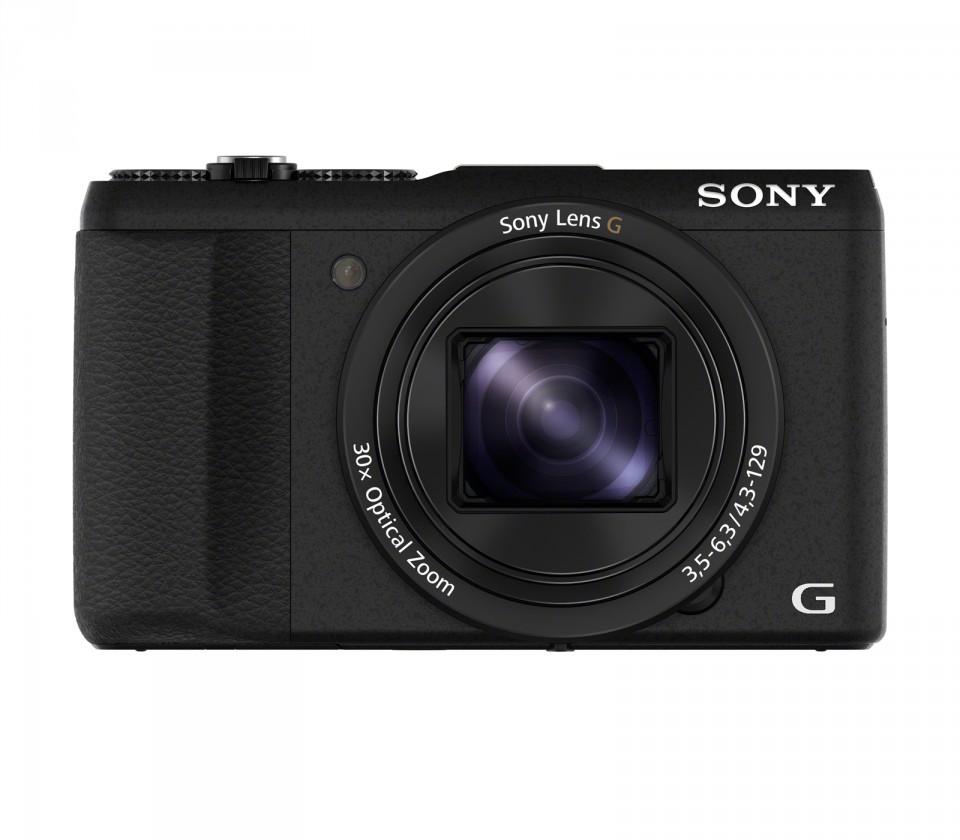 Digitální kompakt Sony CyberShot DSC-HX60 černý