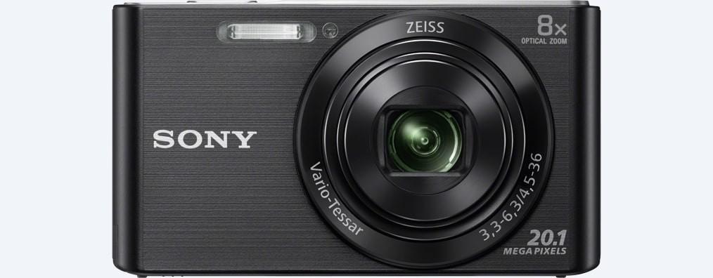 Digitální kompakt Sony CyberShot DSC-W830 černý (DSCW830B.CE3)
