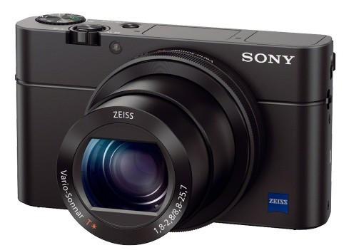 Digitální kompakt Sony DSC-RX100M3 20,1 Mpix,WiFi, NFC,hledáček EVF