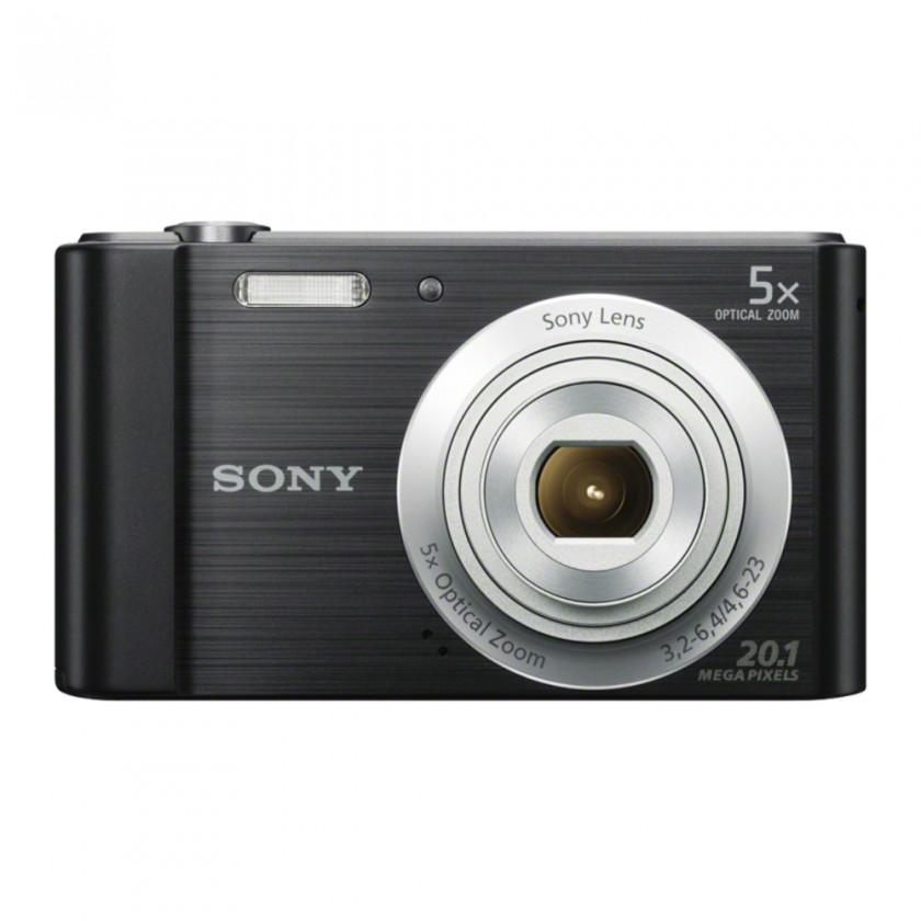 "Digitální kompakt SONY DSC-W800B 20,1 MP, 5x zoom, 2,7 "" LCD - BLACK"