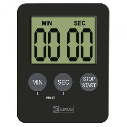 Digitální kuchyňská minutka Emos TP202