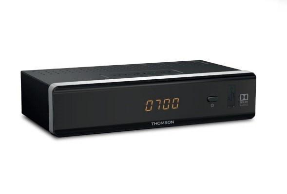 Digitální příjem ZLEVNĚNO THOMSON DVB-T2 přijímač THT 712 ROZBALENO