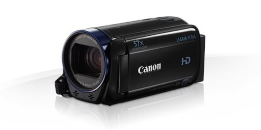 Digitální videokamera Canon Legria HF R66, Full HD, 57x zoom