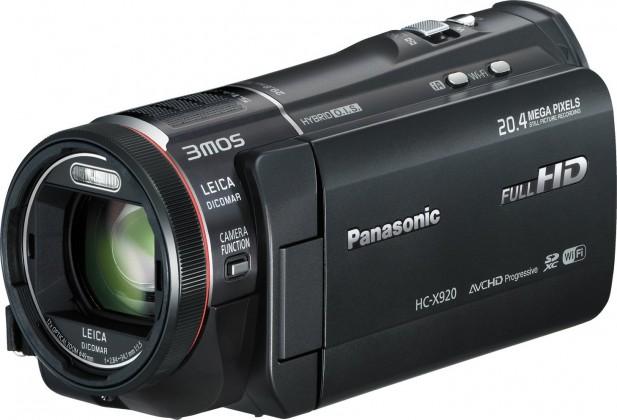 Digitální videokamera Panasonic HC-X920EP-K ROZBALENO