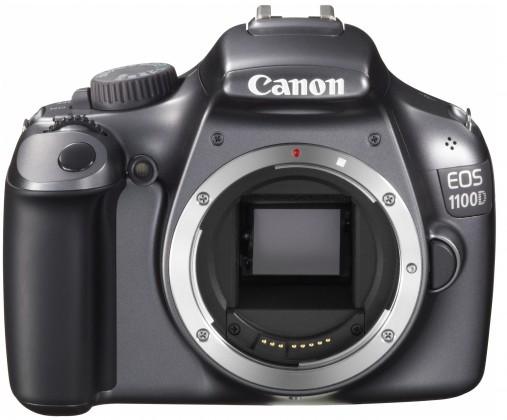 Digitální zrcadlovka Canon EOS 1100D Black BODY