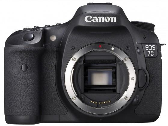 Digitální zrcadlovka Canon EOS 7D BODY