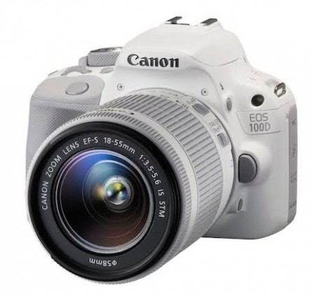 Digitální zrcadlovka EOS 100D + 18-55mm IS STM + Cash Back