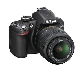 Digitální zrcadlovka Nikon D3200 + 18-105 AF-S DX VR