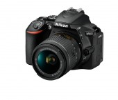 digitální zrcadlovka NIKON D5600 + 18-55 AF-P VR KIT