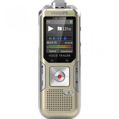 Diktafon Philips DVT6500 POUŽITÉ, NEOPOTŘEBENÉ ZBOŽÍ