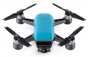 DJI Spark, Sky Blue version, DJIS0201