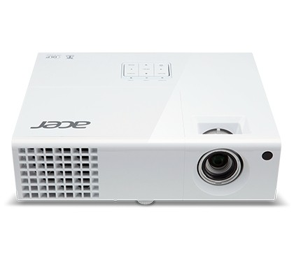 DLP Acer Projektor P1173 - DLP, 3000 Lum, SVGA 800x600, HDMI(MHL)