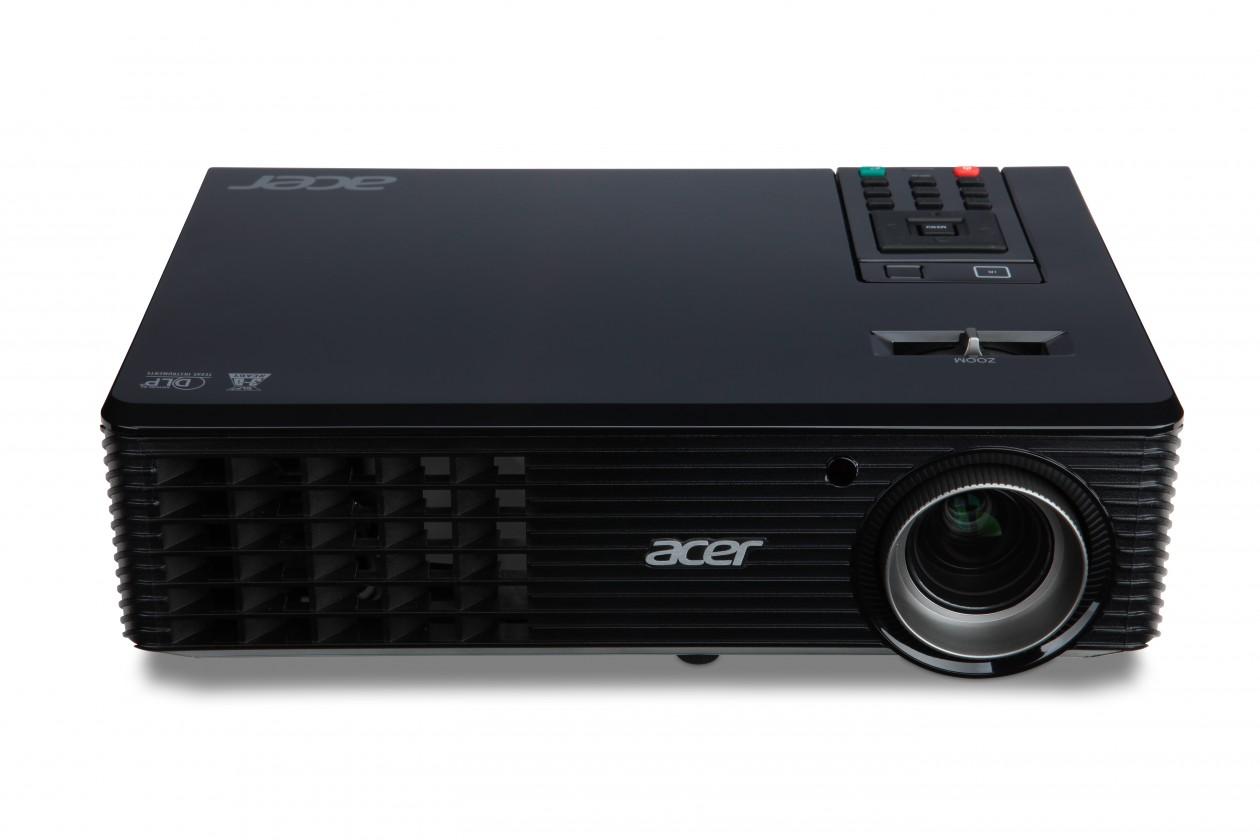 DLP Acer X1263