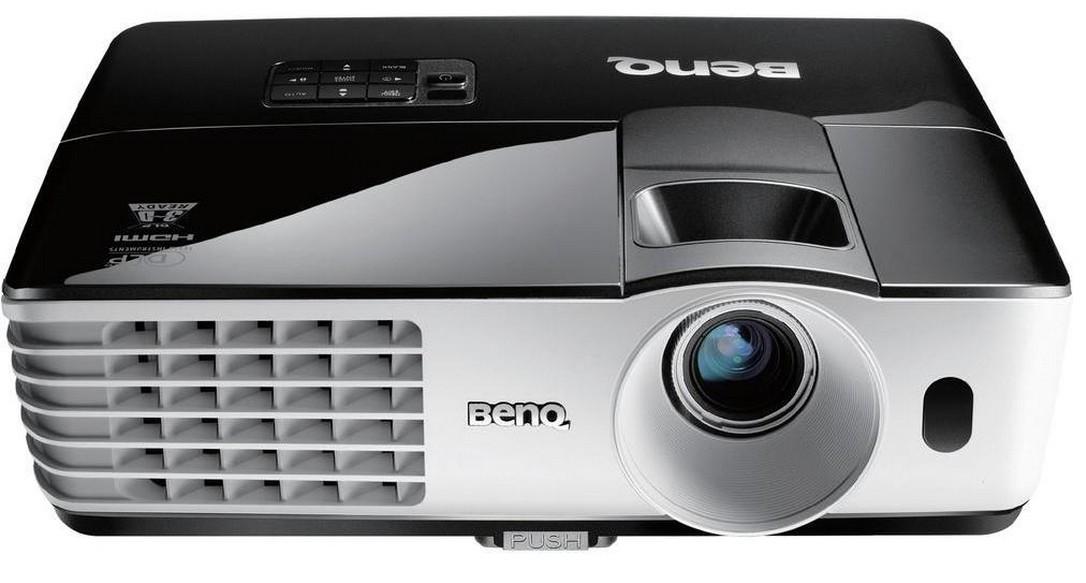 DLP BenQ MW663 DLP 3D projektor/XGA/3000 ANSI/13000:1/HDMI/USB/WiFi