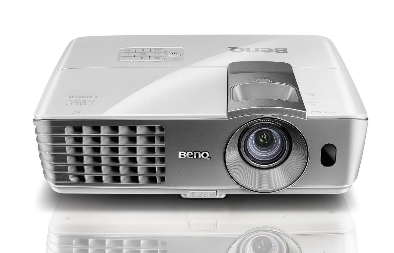 DLP BenQ W1070