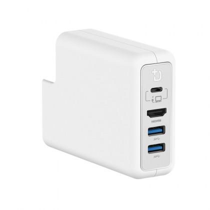 """DockCase P1 HD 61 pro MacBook Pro 13"""", 2x USB 3.0, HDMI, USB-C"""