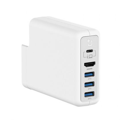 """DockCase P1 HD 87 pro MacBook Pro 15"""", 3x USB 3.0, HDMI, USB-C"""