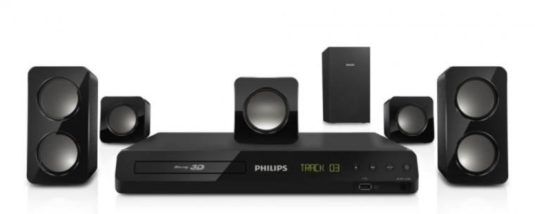 Domácí kino Philips HTB3560