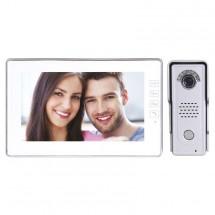 Domácí videotelefon EMOS s pamětí, barevná sada, H1019 ROZBALENO