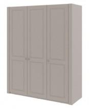 Domi - Šatní skříň 3 - DV, typ 74 (kašmír)