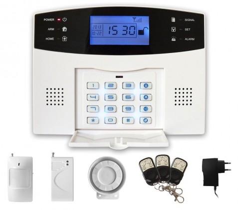 Domovní alarmy Alarm domovní iGET Security M2B ROZBALENO
