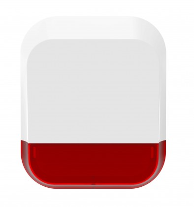 Domovní alarmy Exteriérová siréna na baterie iGET SECURITY DP11