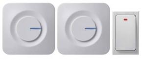 Domovní bezdrátový zvonek Emos P5731 AC