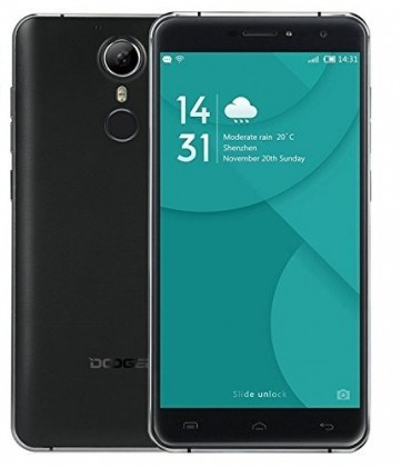 DOOGEE F7 PRO Dual SIM, LTE, 32GB, šedá