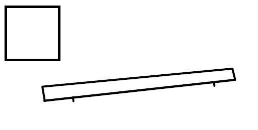 Doplněk Match Up - Horní lišta (alpská bílá)