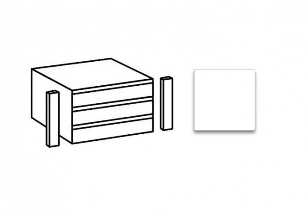 Doplněk Match Up - Vnitřní zásuvky (pro 778,779,781,782,alpská bílá)
