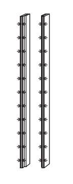 Doplněk Nala AS806.9SE0 (černá/černé sklo)