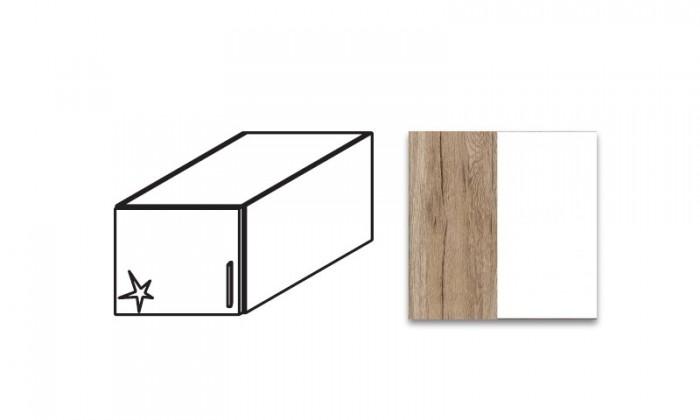Doplněk Nástavec na Celle, 1x dveře, levý