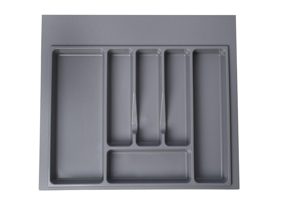 Doplněk Univerzální příborník 60 cm, šedá