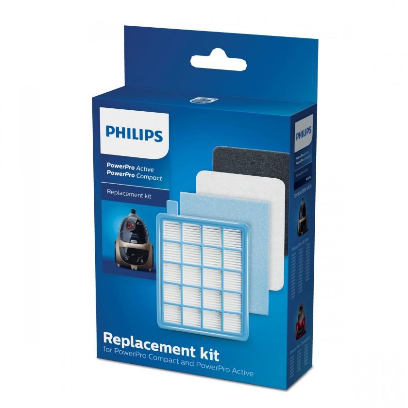 Doplňky Philips FC8058 / 01 - Startovací balíček k vysavačům