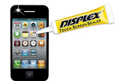 Doplňky pro tablety Displex Touch Screen leštící pasta pro dotykové displeje