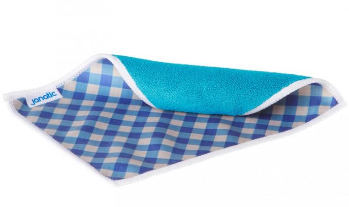 Doplňky pro tablety Janatic čistící utěrka Bavaria Blue