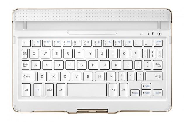 """Doplňky pro tablety Klávesnice pro Galaxy Tablet S 8"""" (EJ-CT700UWEGWW)"""