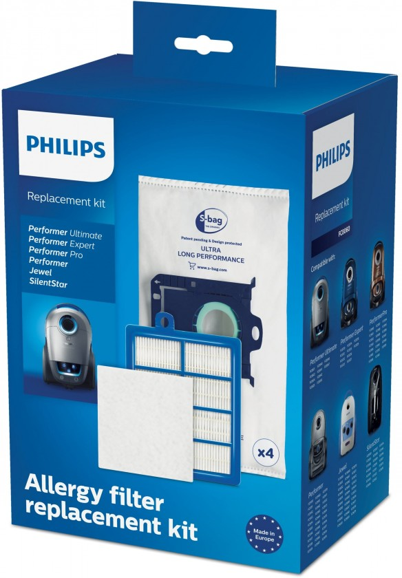 Doplňky Startovací sada do vysavače PHILIPS FC 8060/01