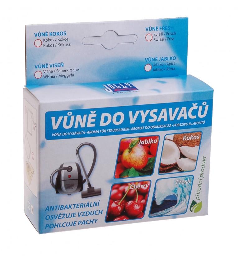 Doplňky Vůně do vysavače - kokos - 5 ks