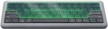Dotyková klávesnice PRESTIGIO Click&Touch, EN, šedá POUŽITÉ, NEOP