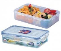 Dóza na potraviny Lock&Lock HPL816C, přihrádky, 800 ml