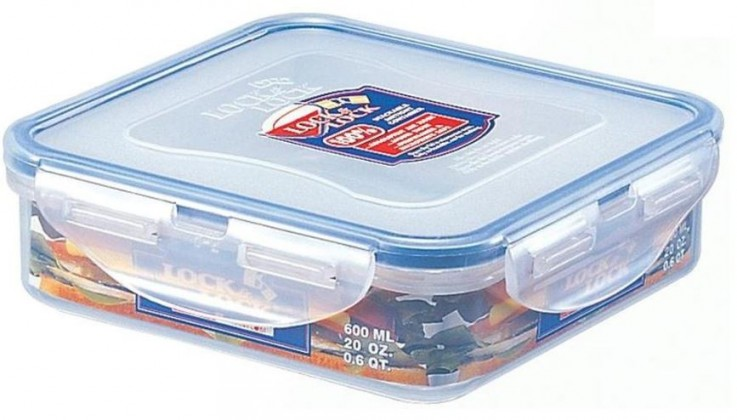 Dóza na potraviny Lock&Lock HPL822, 600ml