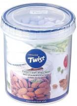 Dóza na potraviny Lock&Lock LLS122, TWIST, kulatá, 560ml