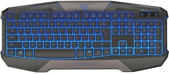 Drátová klávesnice E-Blue Cobra Commander YCEBUG78BU