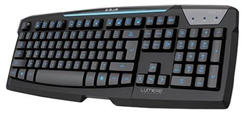 Drátová klávesnice E-Blue Lumiere YCEBUM71BU
