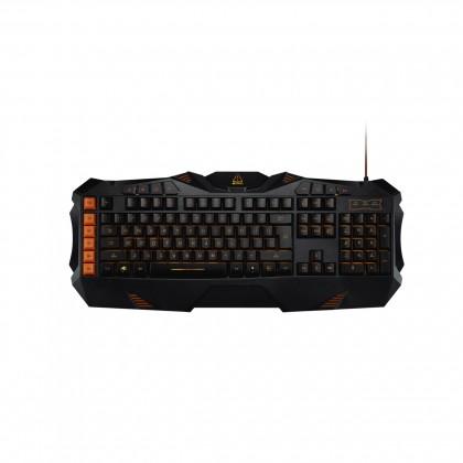 Drátová klávesnice Herní klávesnice Canyon CND-SKB3-CS