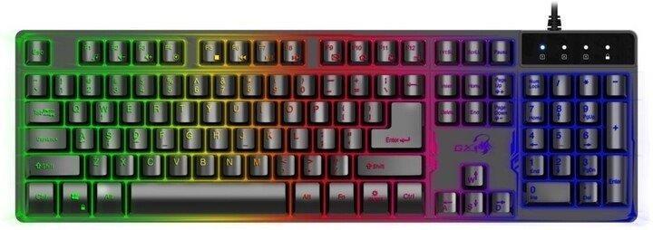 Drátová klávesnice Herní klávesnice Genius Scorpion K8 (31310001403)