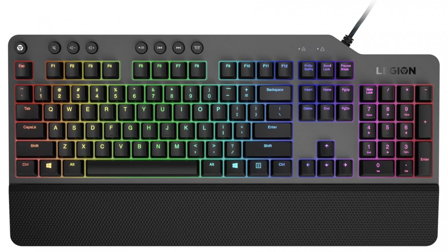 Drátová klávesnice Klávesnice Legion K500 RGB, herní