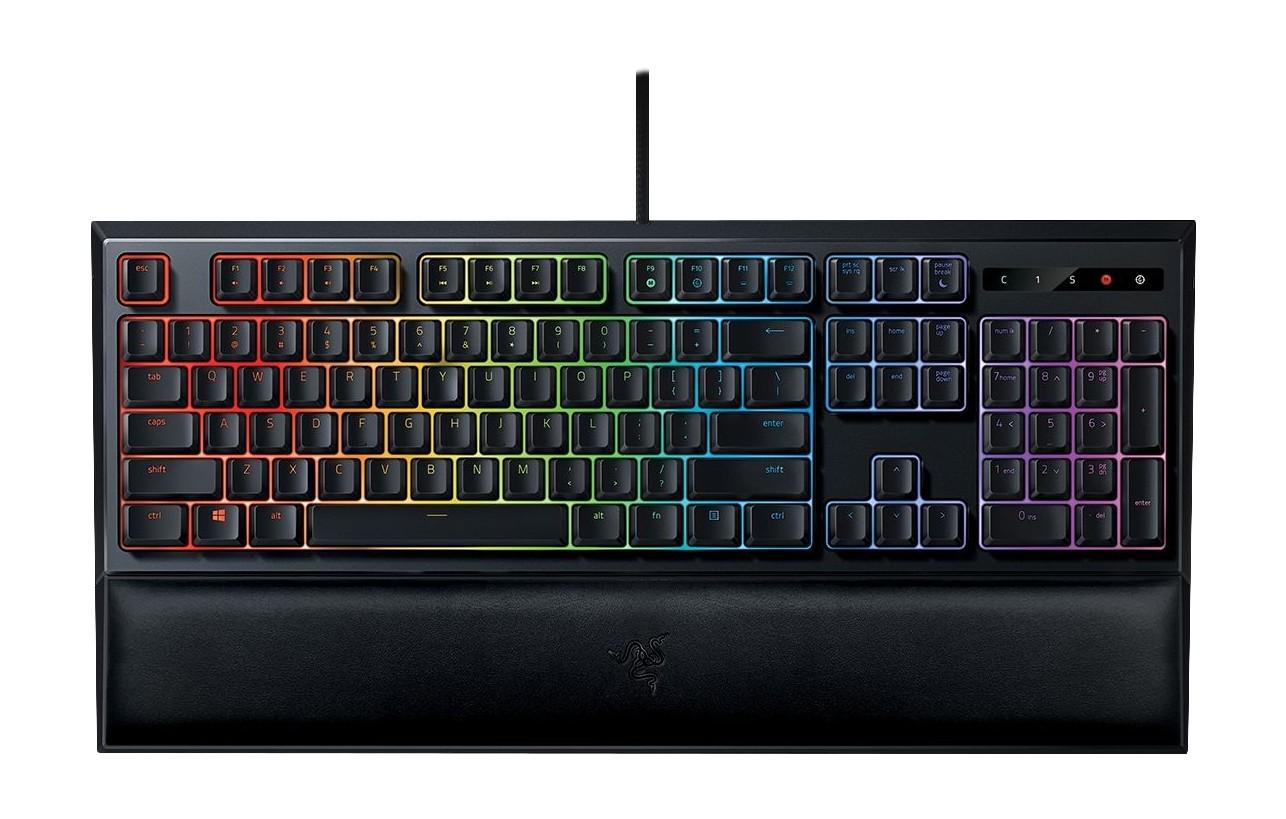 Drátová klávesnice Razer Ornata Chroma, US RZ03-02040100-R3M1