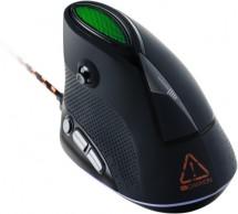 Drátová myš Canyon CND-SGM14RGB, herní, vertikální, černá